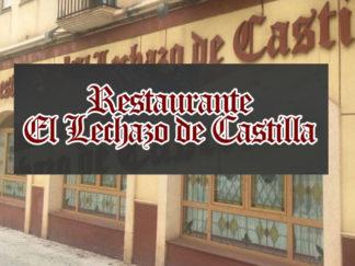 Lechazo de Castilla